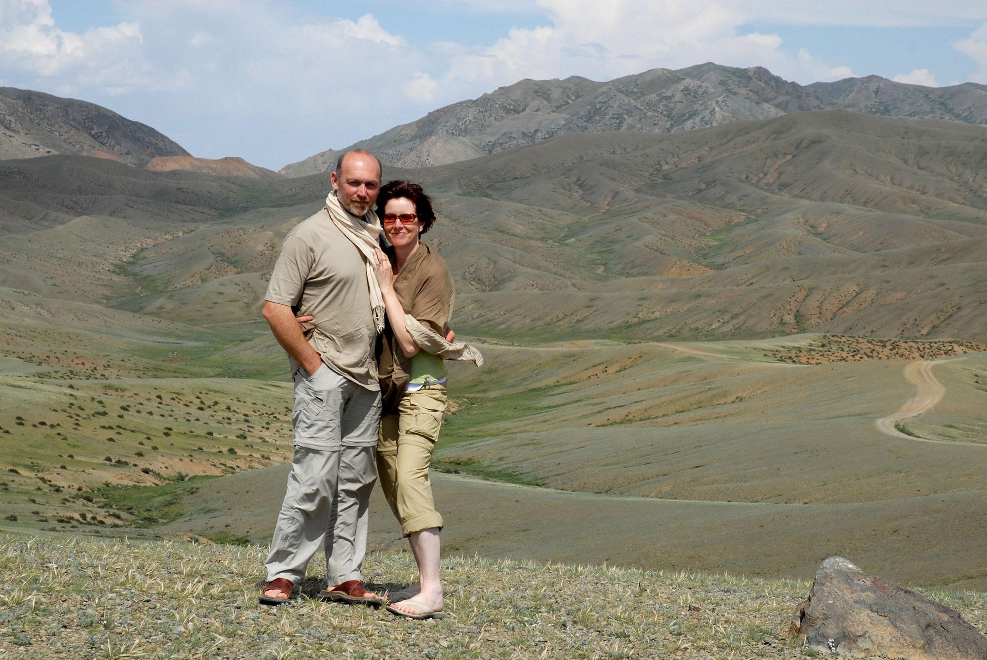 Notre aventure mongole